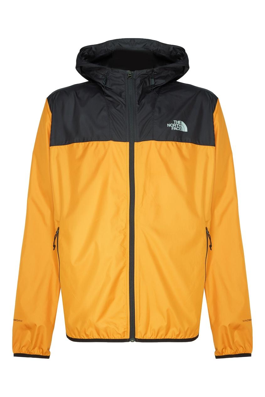 Черно-желтая куртка Cyclone 2.0 Hoodie