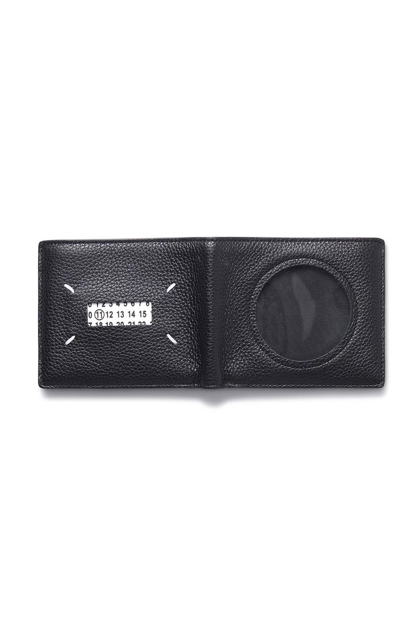 мужской кошелёк maison margiela, черный