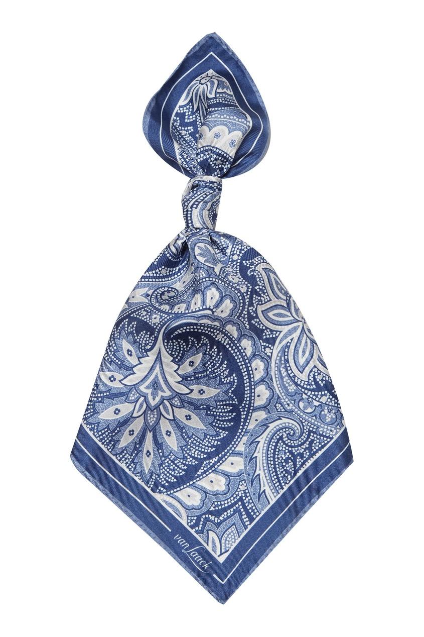 мужской платок van laack, синий