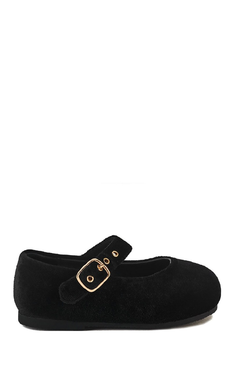 Черные туфли Eva от Age of Innocence