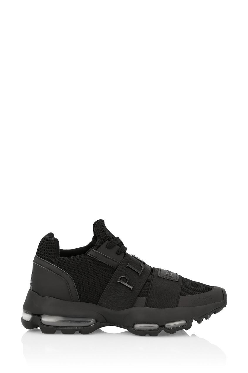 Черные кроссовки, Philipp Plein