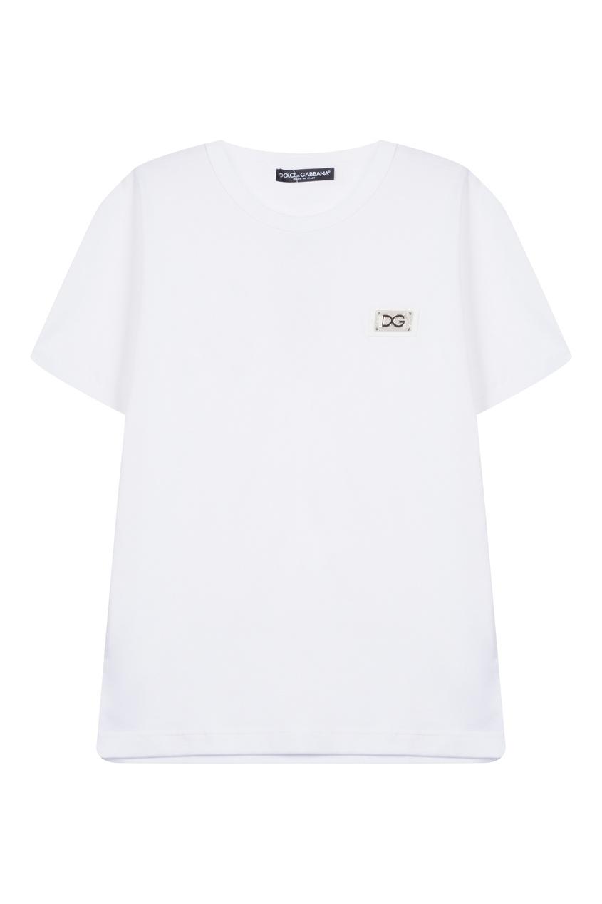 Футболка Dolce&Gabbana 16195413 от Aizel