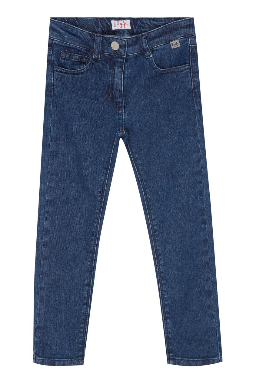 Купить Синие джинсы синего цвета
