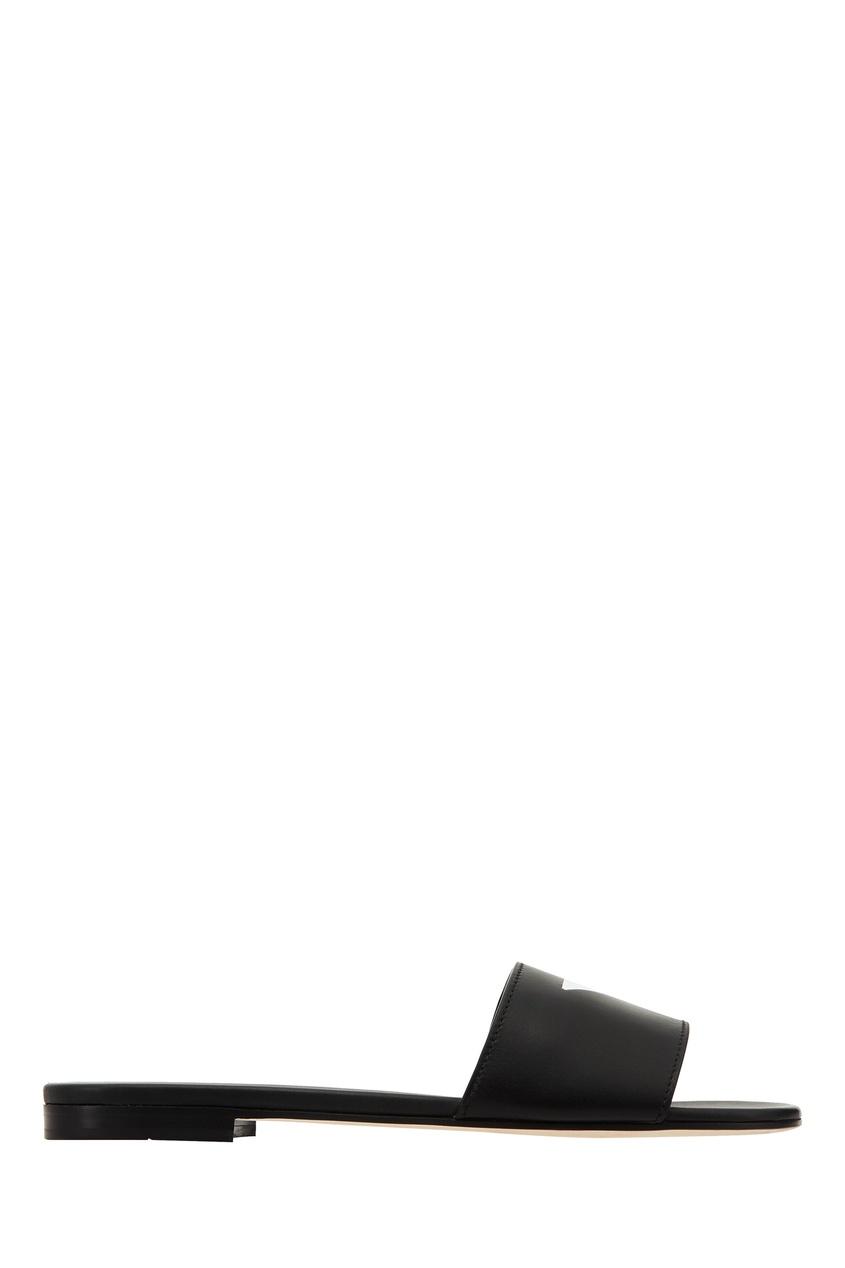 женские пантолеты prada, черные
