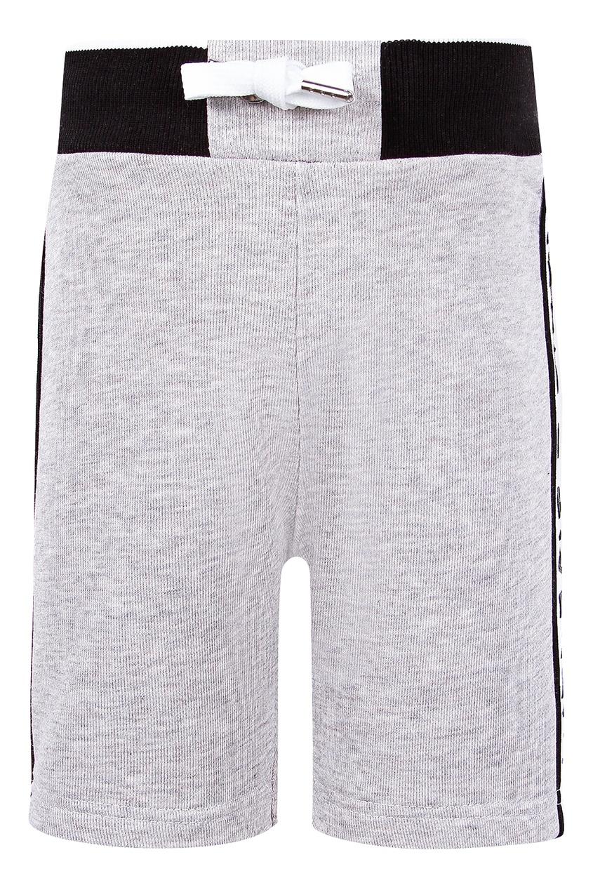 Серые спортивные шорты от Givenchy