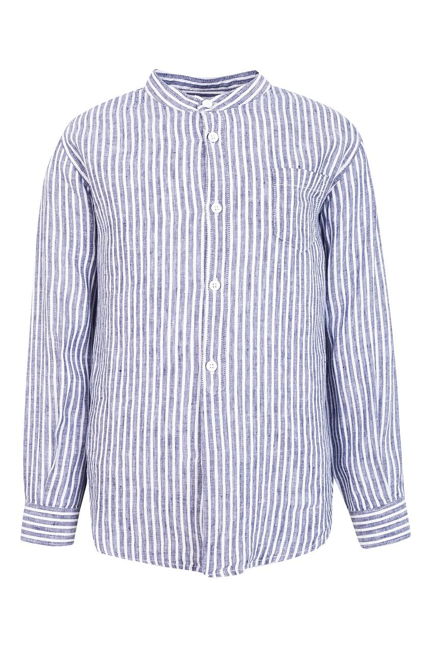 Купить Рубашку в полоску цвет multicolor