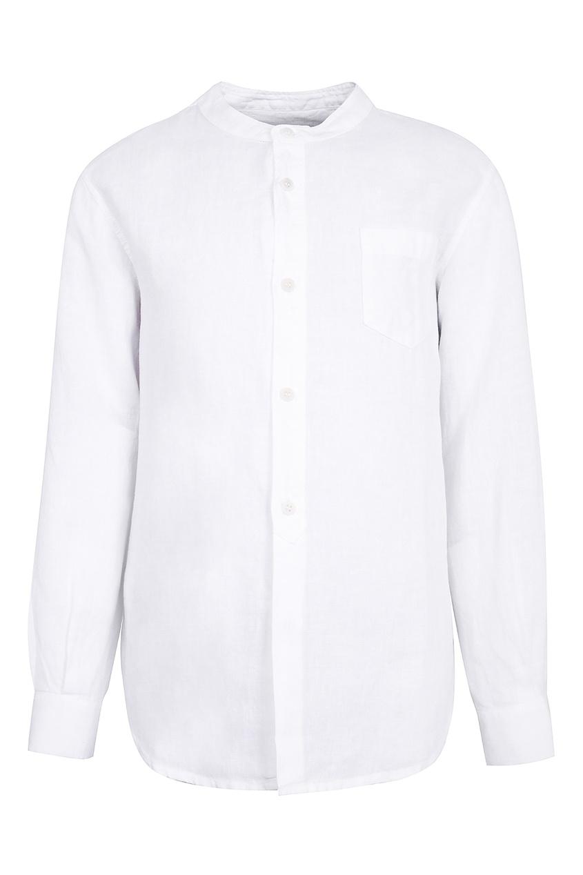 рубашка il gufo, белая
