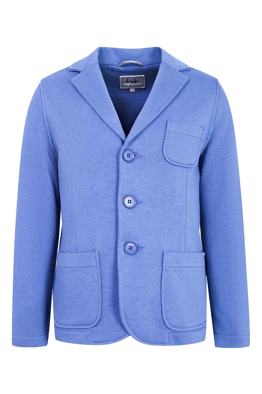 пиджак il gufo, голубой