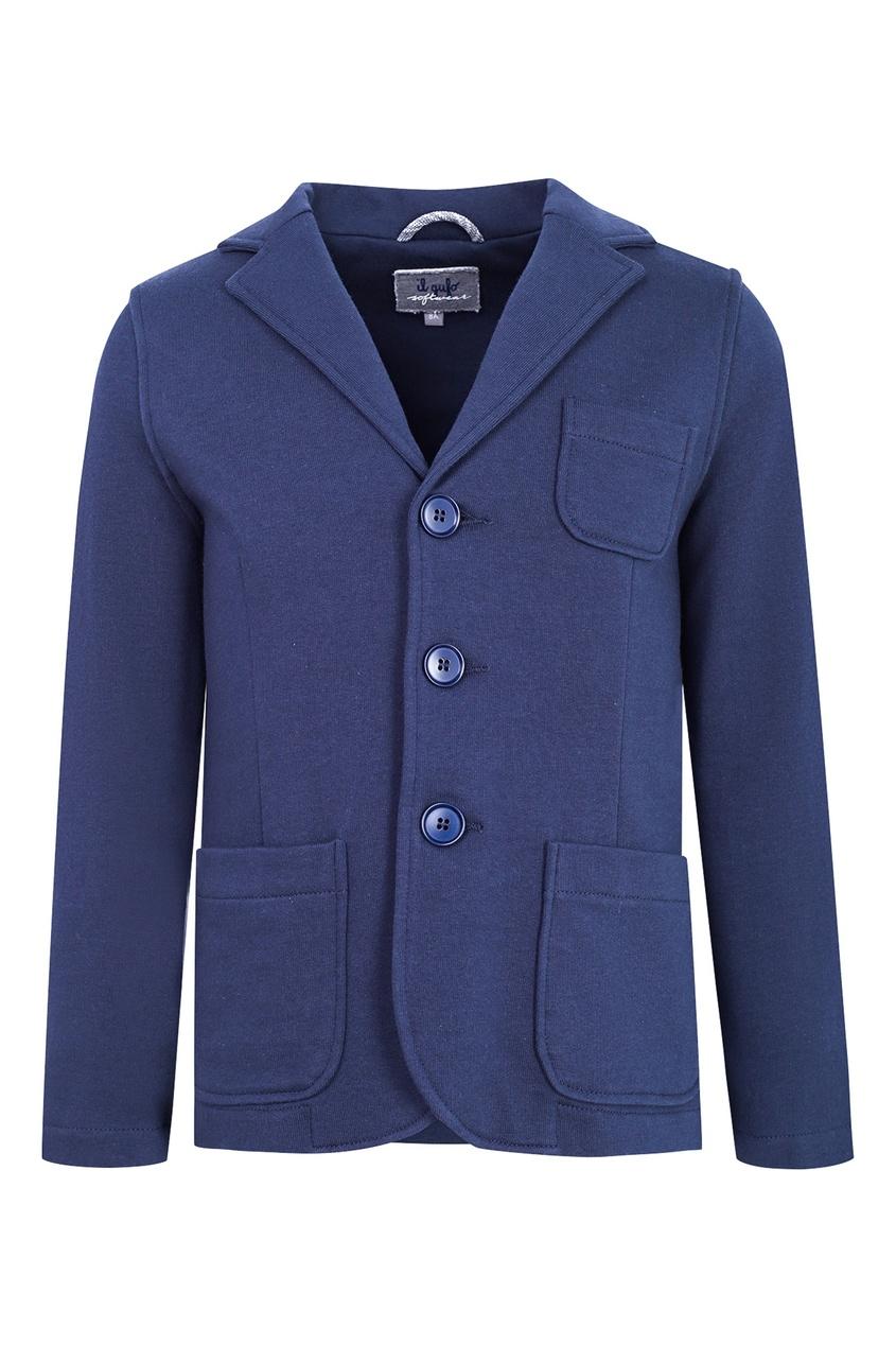 пиджак il gufo, синий