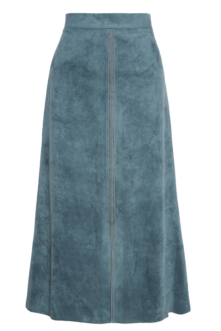 Бирюзовая юбка ERMA