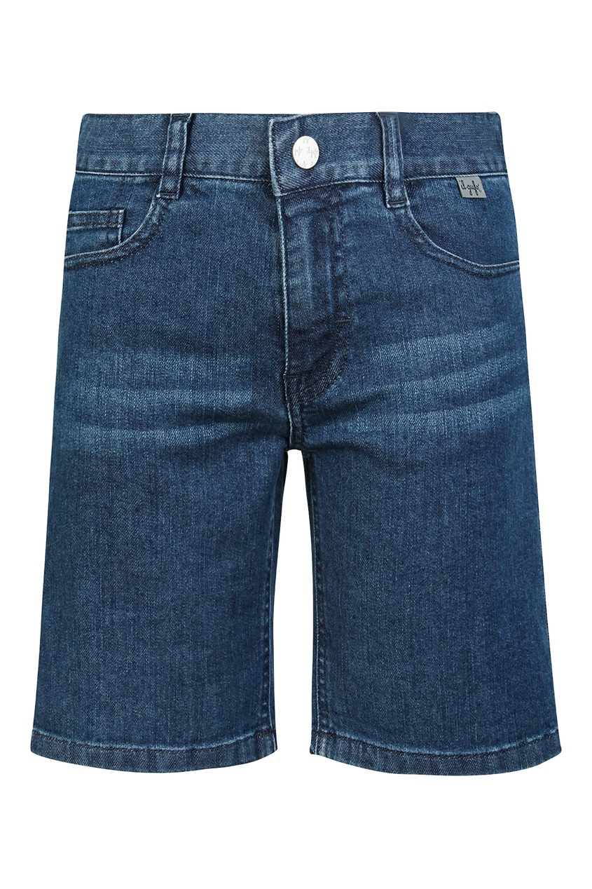 шорты il gufo, синие