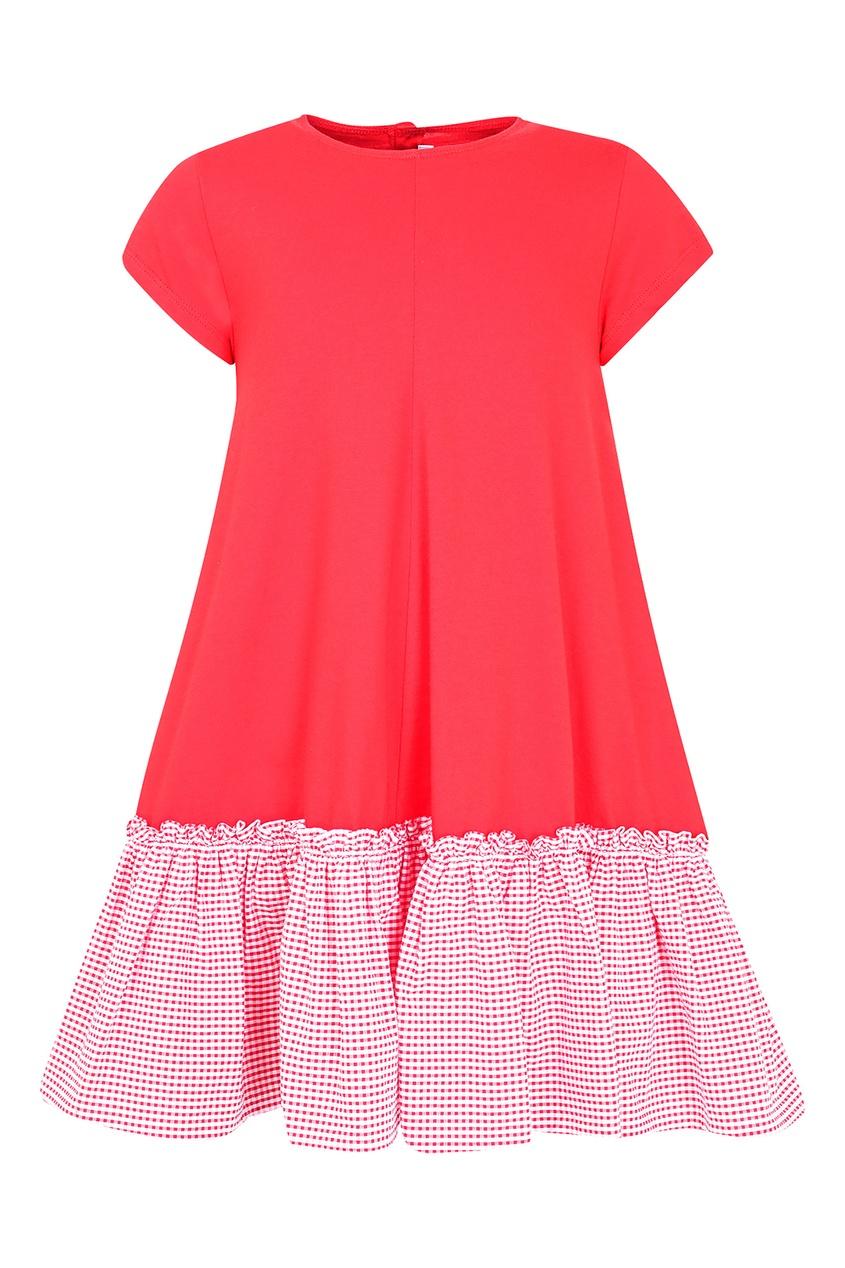 Красное платье IL Gufo