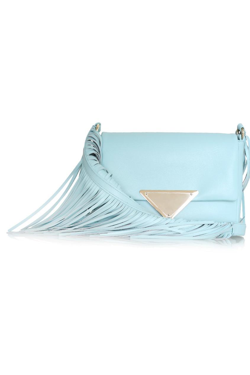 Кожаная сумка Teresa