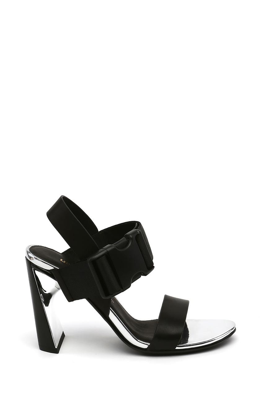 Комбинированные босоножки Molten Sandal Hi UNITED NUDE