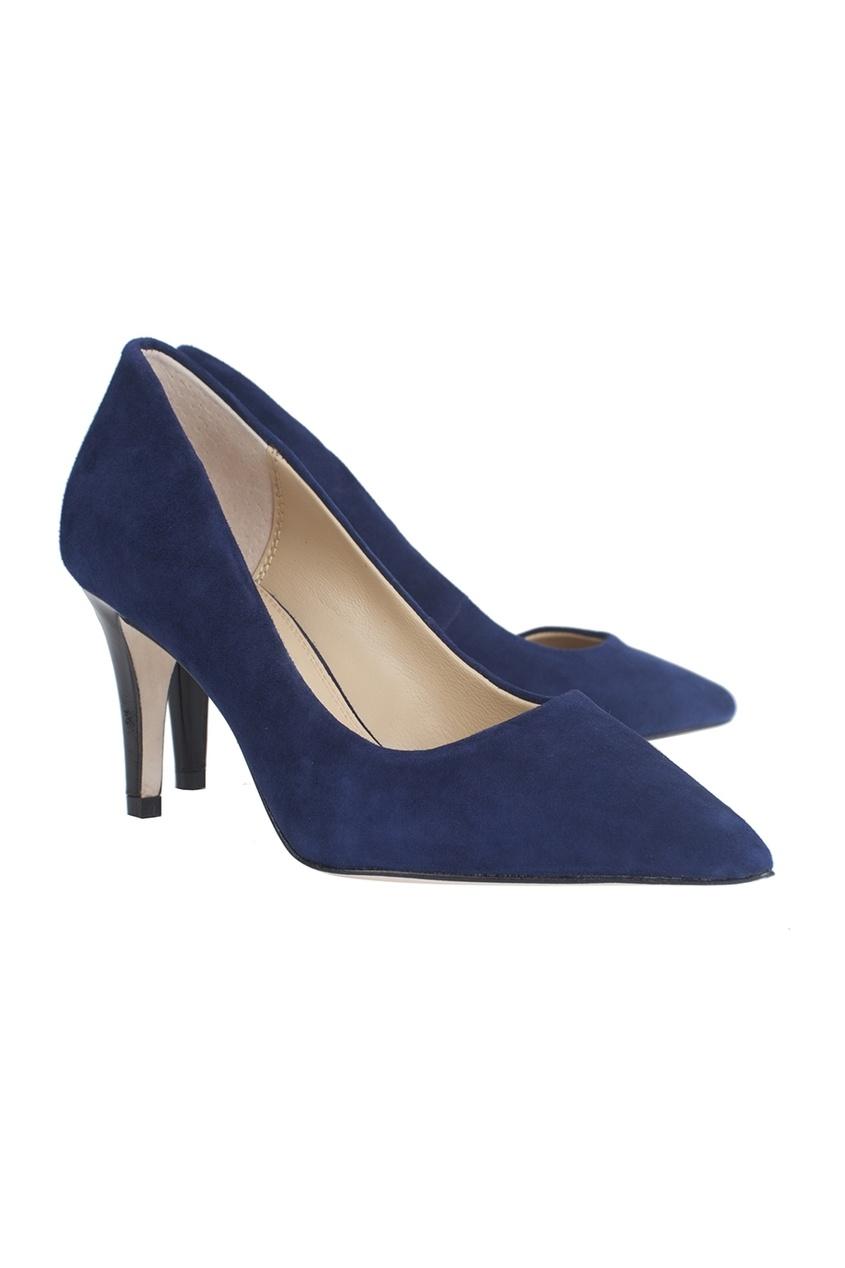 Diane von Furstenberg Замшевые туфли - отвалился каблук