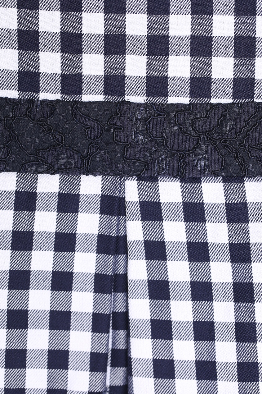 MSGM Хлопковое платье
