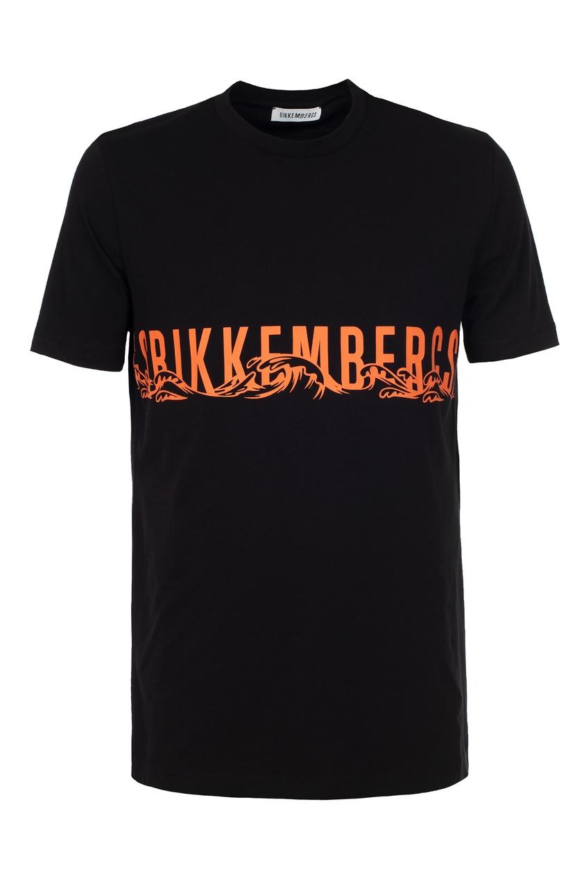 Футболка DIRK BIKKEMBERGS 16223969 от Aizel