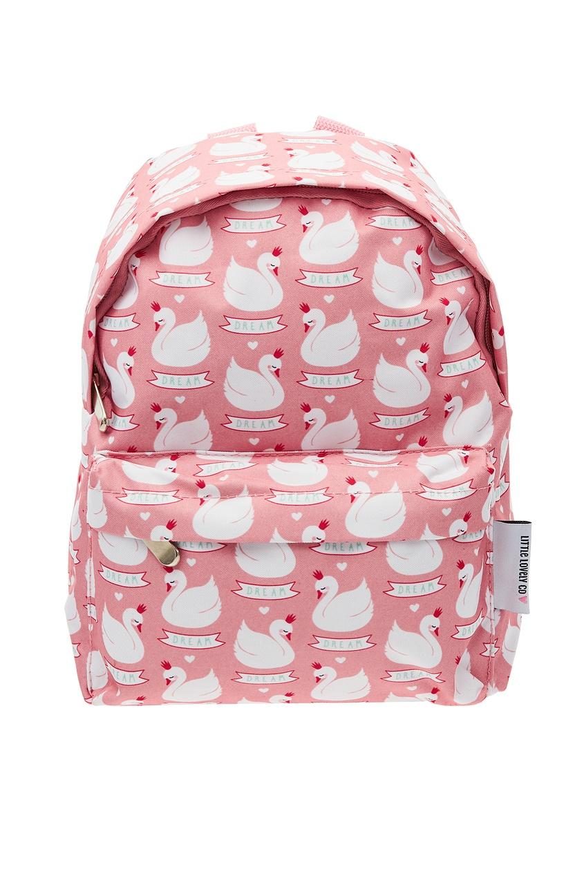 Рюкзак с лебедями A Little Lovely Company