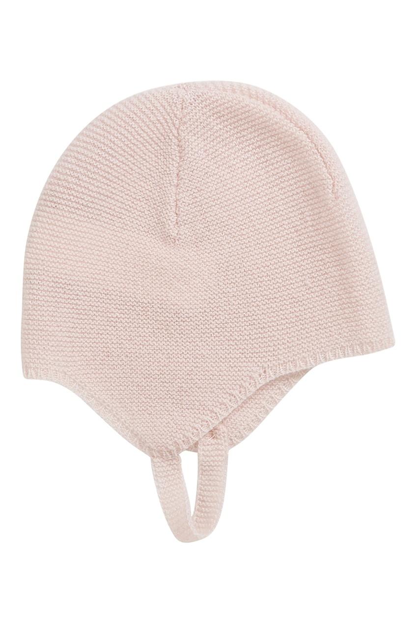 Купить Розовая шапка розового цвета