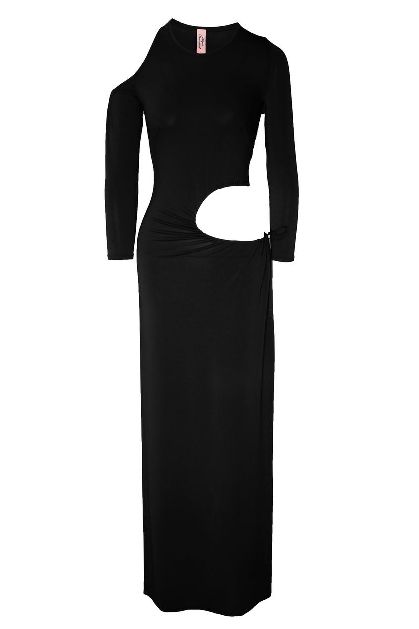 Пляжное платье Zofia черное