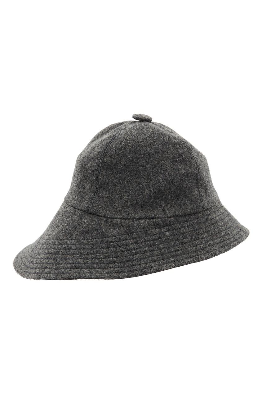 Купить со скидкой Серая шляпа-зюйдвестка