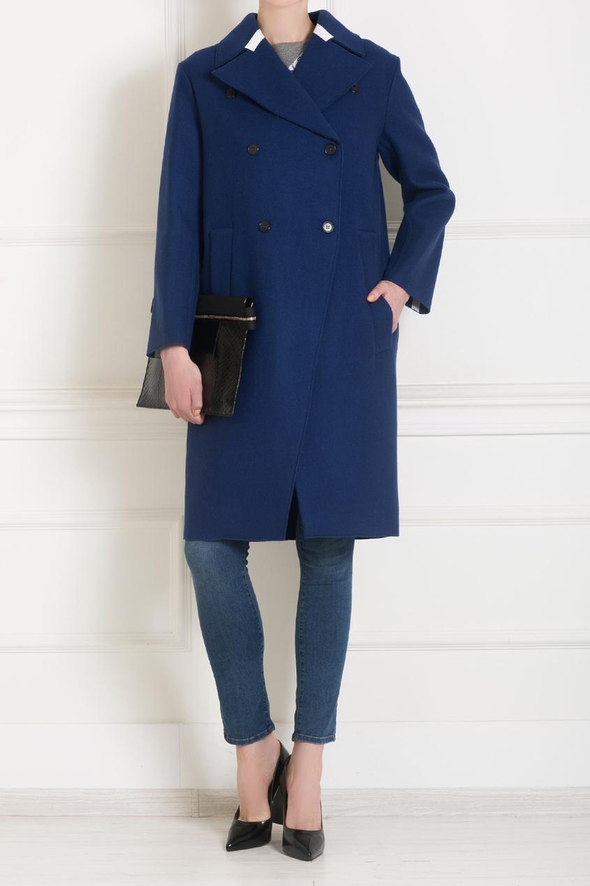 Marni Шерстяное пальто