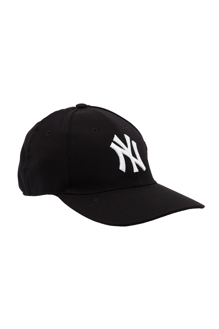 Черная бейсболка New York Yankees™ от Gucci