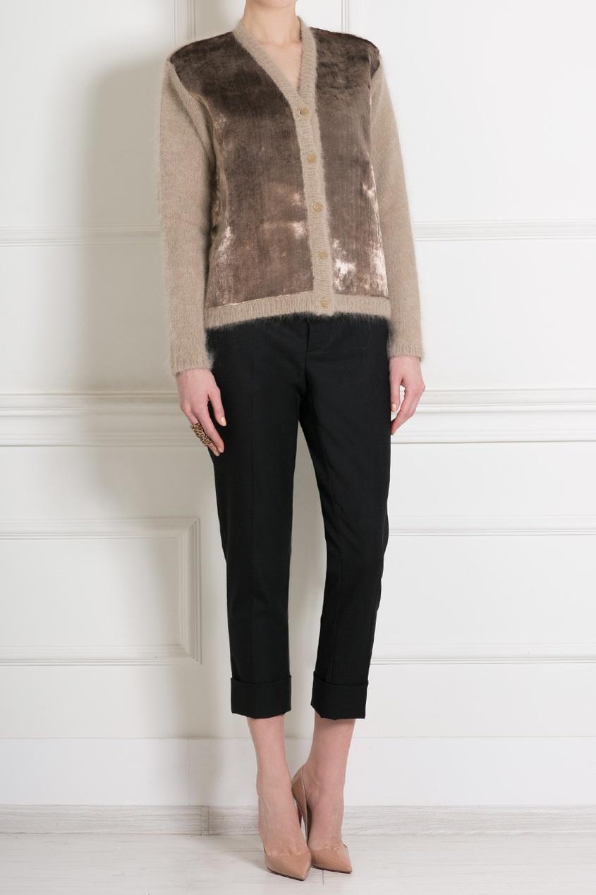 Marni Шерстяные брюки