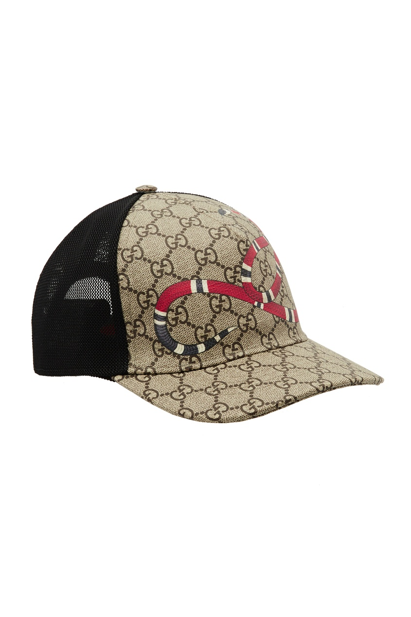 Бейсболка GG Supreme Kingsnake от Gucci