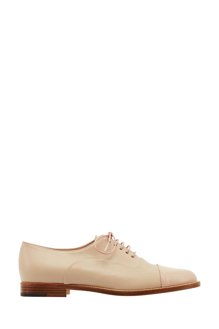 Купить Бежевые туфли Rodita от Manolo Blahnik бежевого цвета