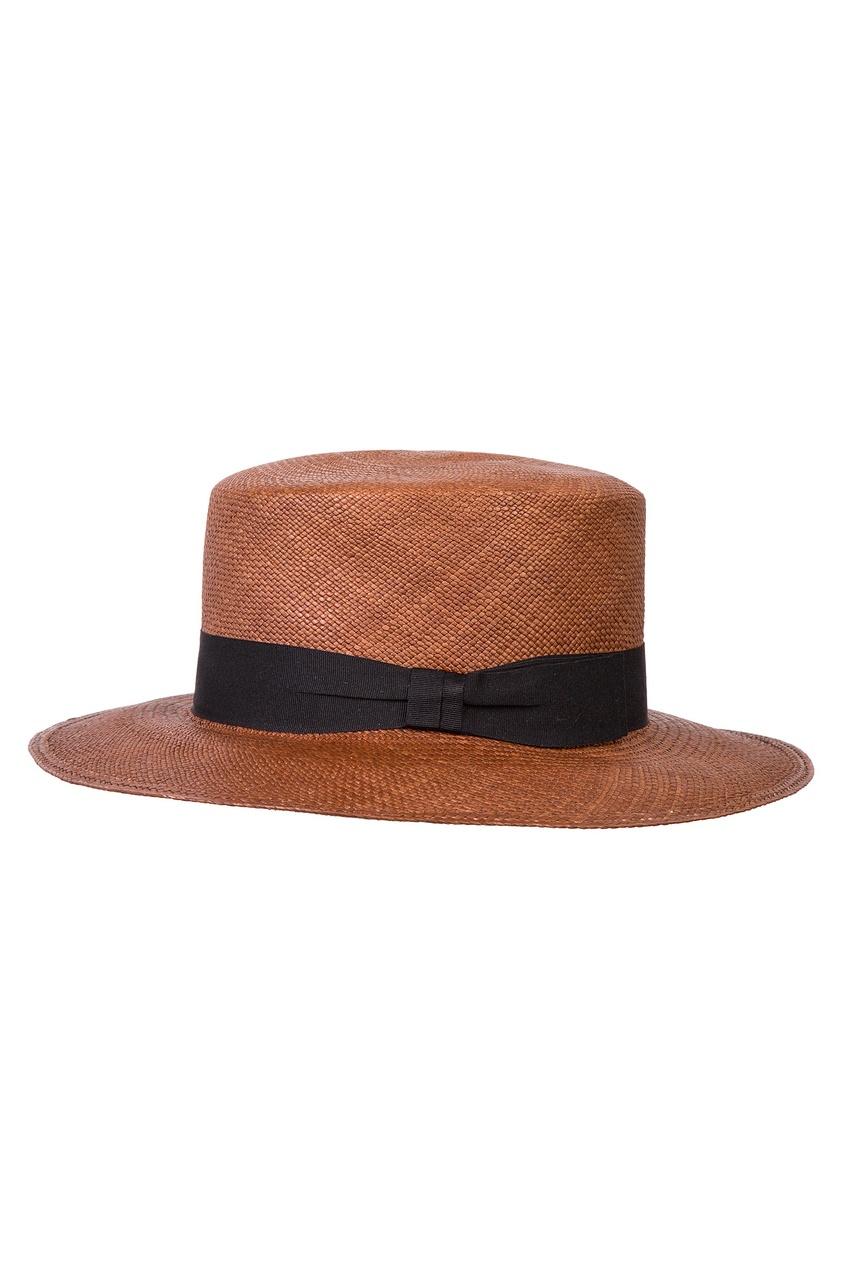 Соломенная шляпа CANOE