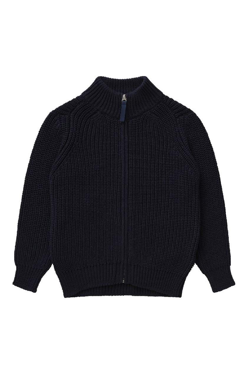 свитер il gufo, синий