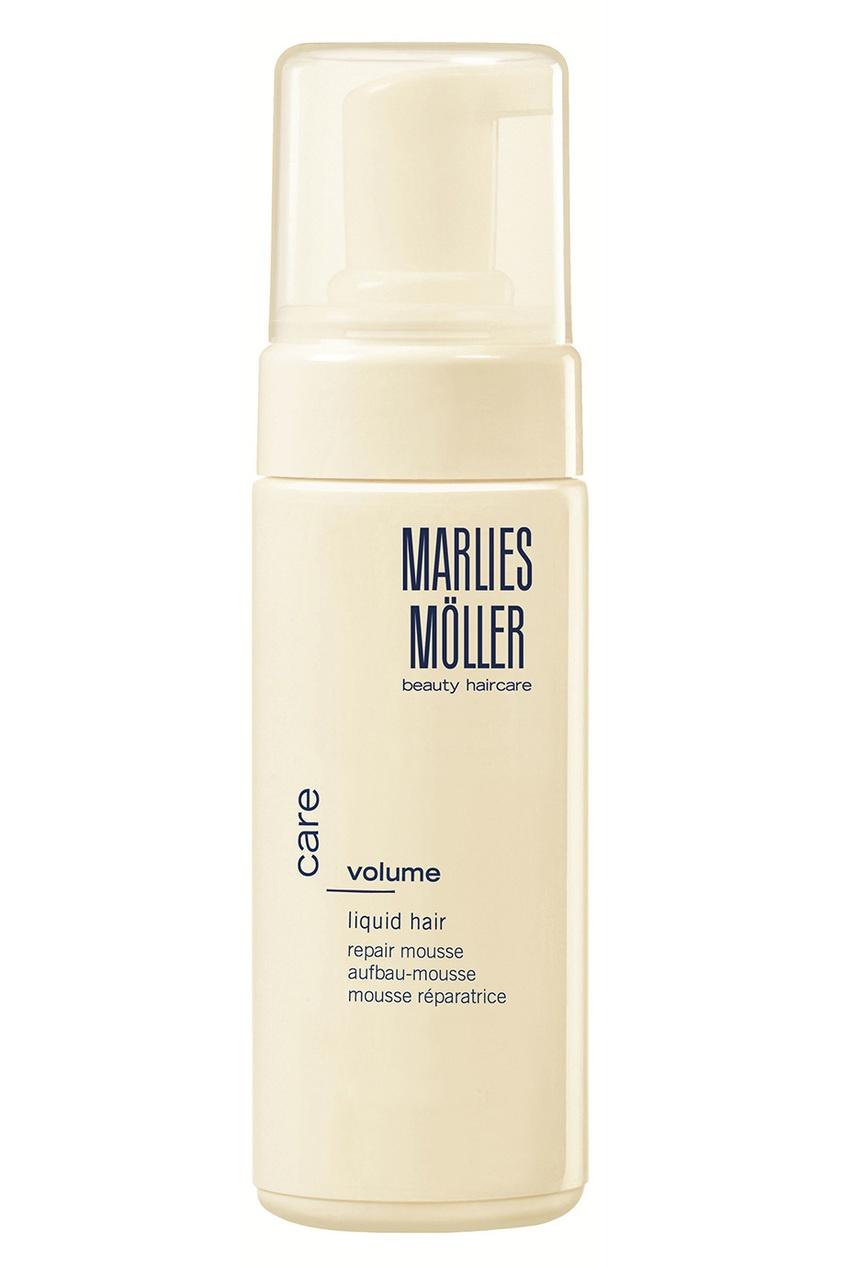 """Мусс """"Жидкие волосы"""" восстанавливающий структуру волос Care Volume 150ml от AIZEL"""