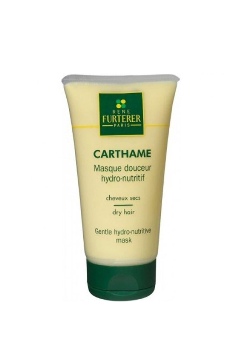 Маска увлажняющая питательная для сухих волос Carthame