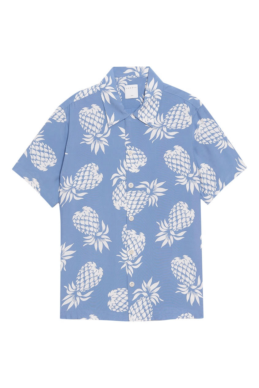 Рубашка Sandro 16360160 от Aizel