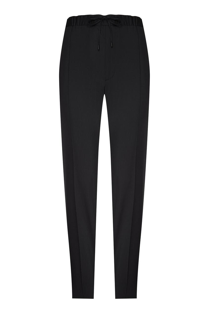 мужские брюки fendi, черные