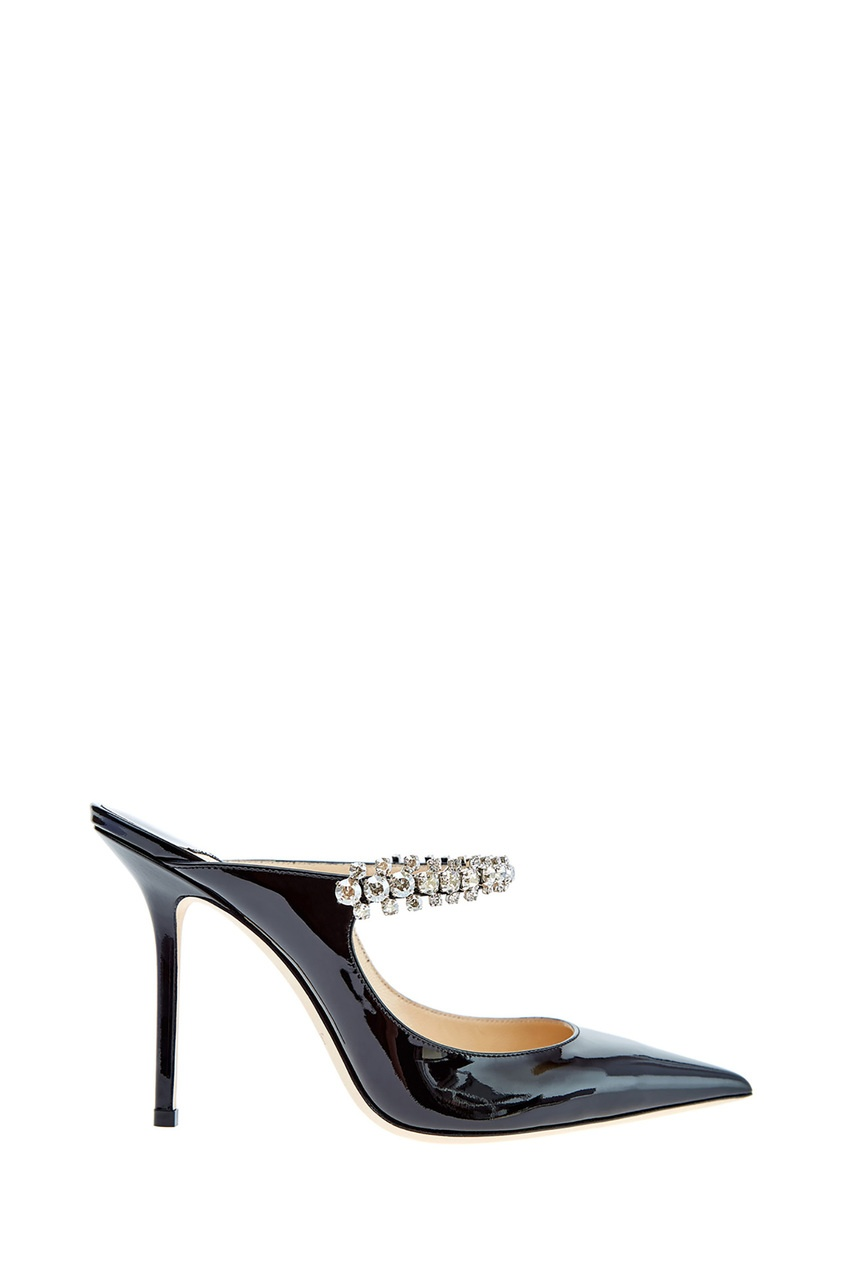 Черные лакированные туфли Bing