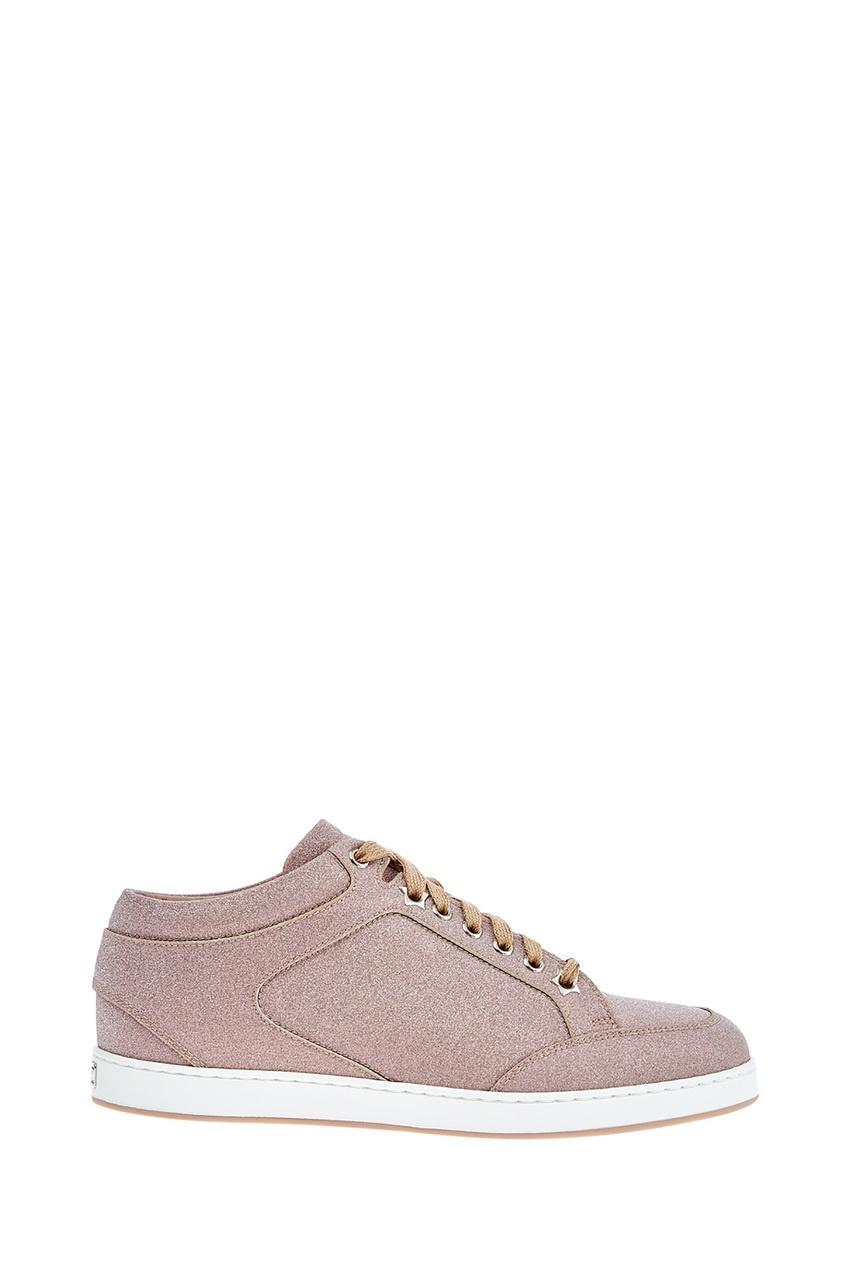 Розовые кроссовки Miami