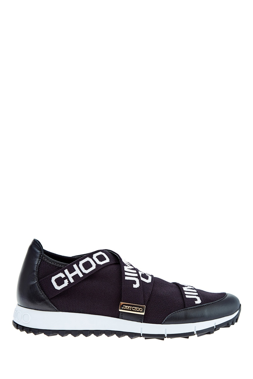 Черные кроссовки Toronto