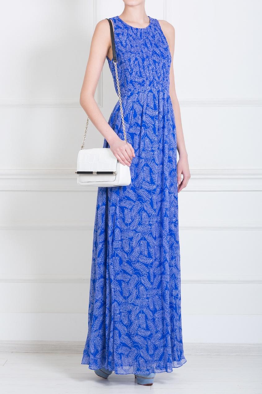 Шелковое платье Nirvana