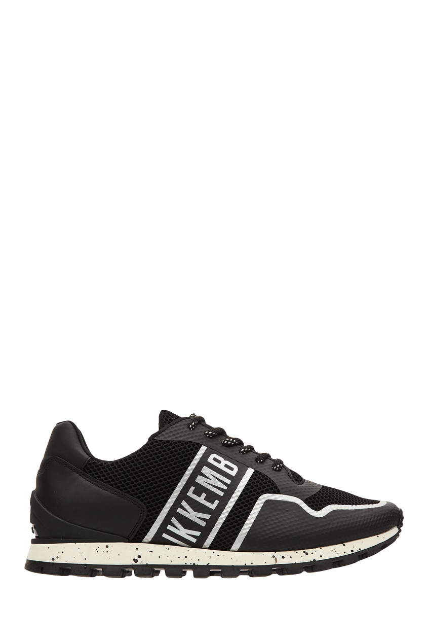 мужские кроссовки dirk bikkembergs, черные