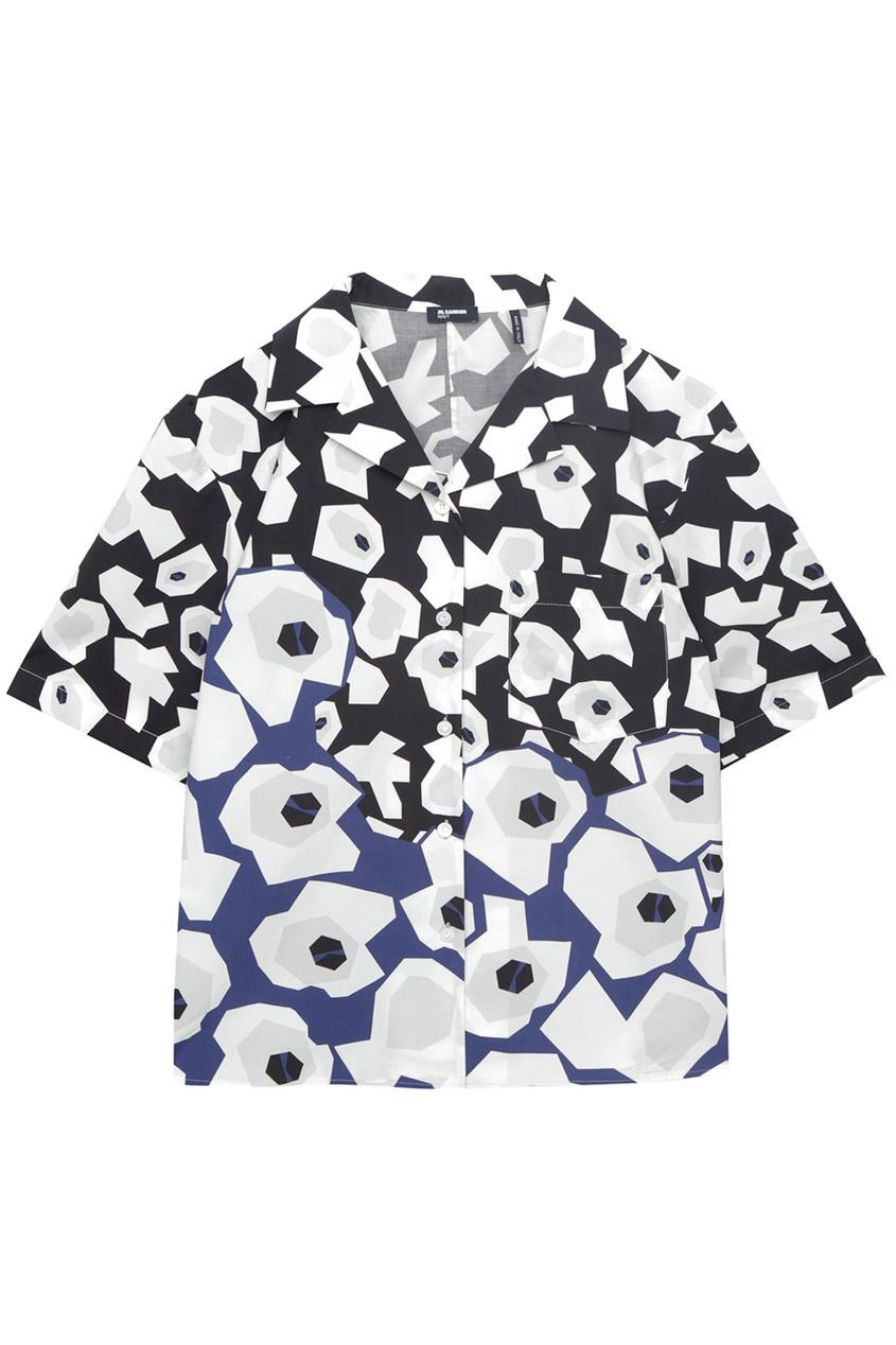 Хлопковая рубашка.