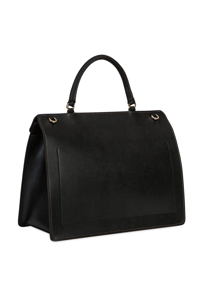 Фото 3 - Черная сумка Like черного цвета