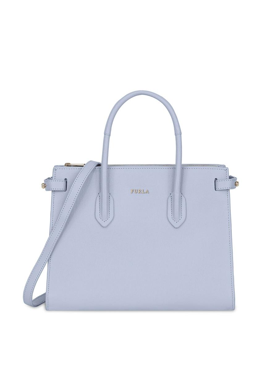 Купить Сиреневая сумка Pin S фиолетового цвета