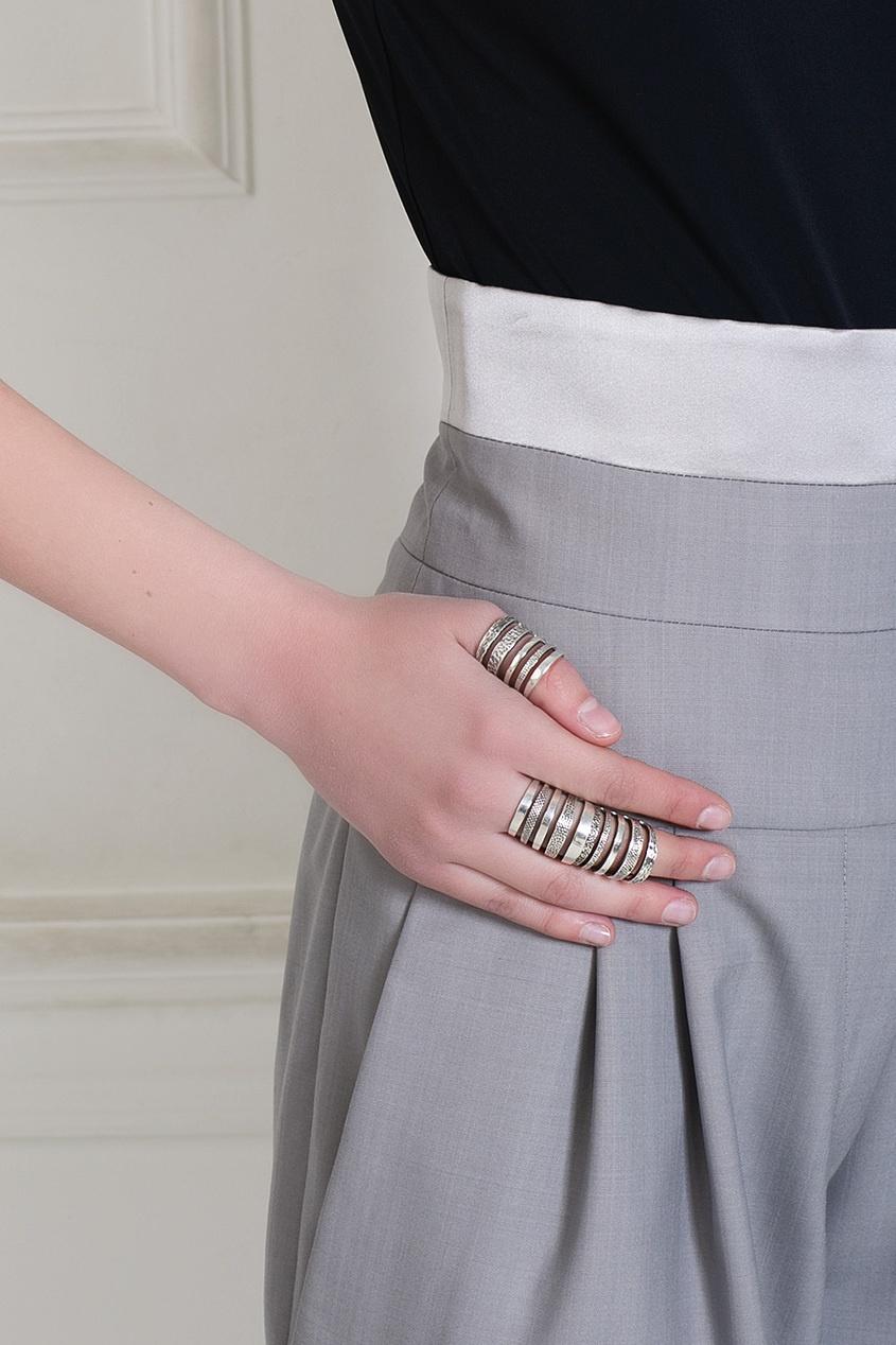 Pamela Love Серебряное кольцо