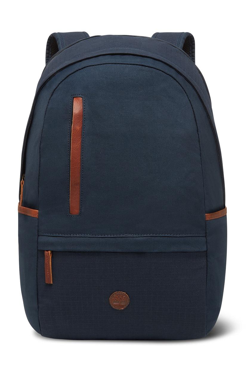 Синий текстильный рюкзак от Timberland
