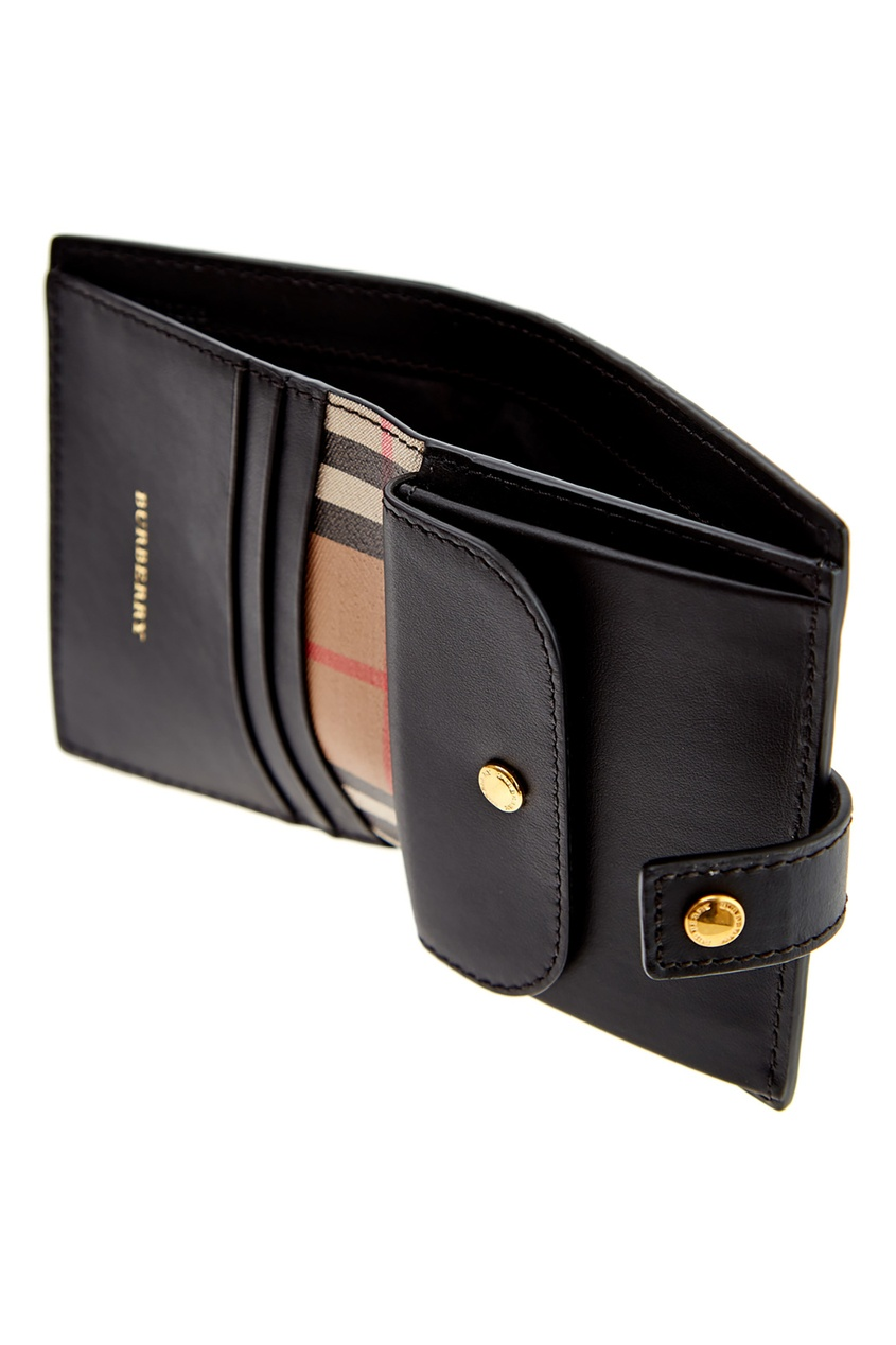 женский кошелёк burberry