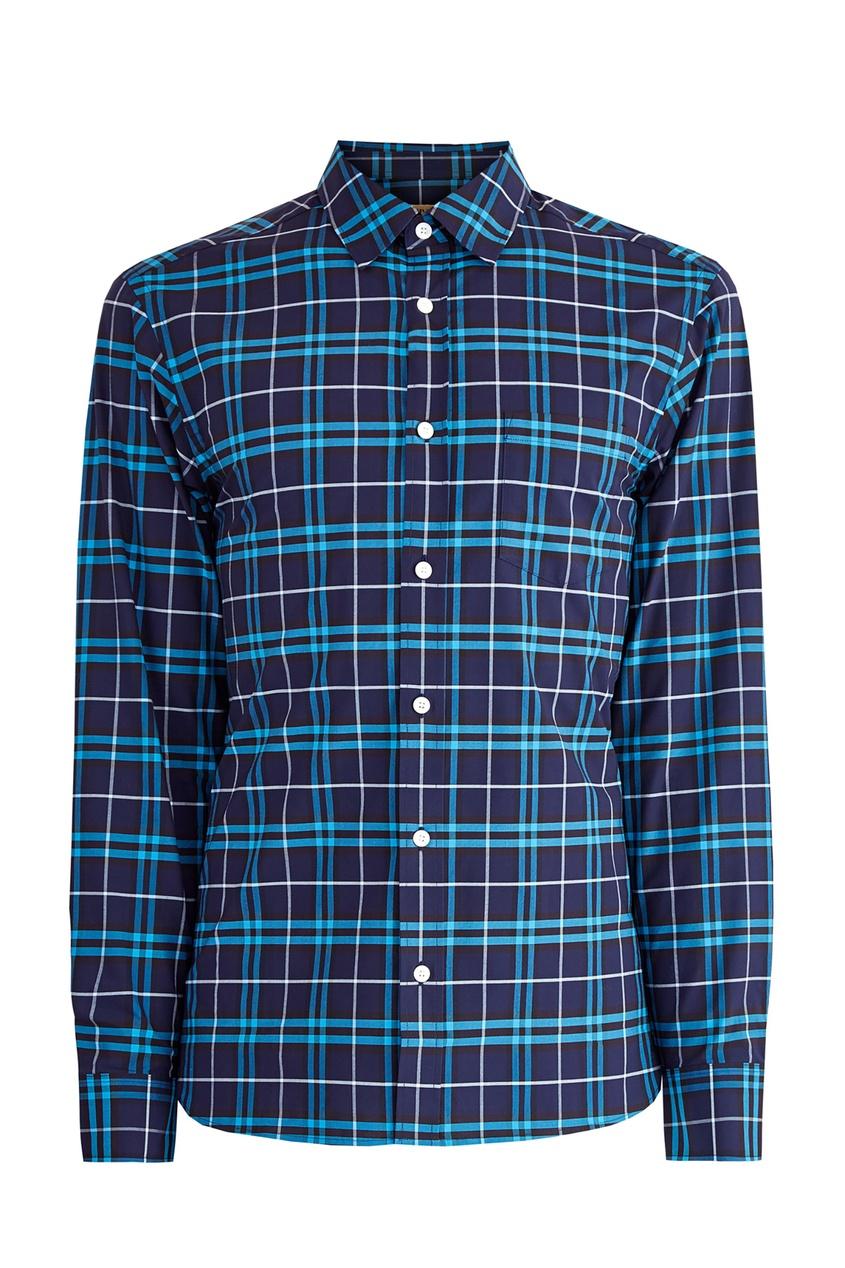 Рубашка Burberry 16337086 от Aizel