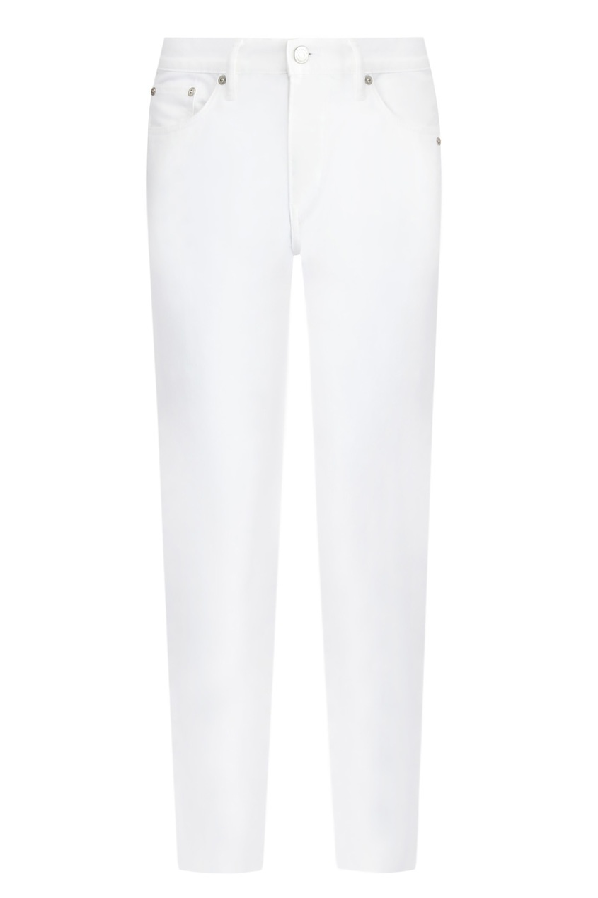 мужские джинсы burberry, белые