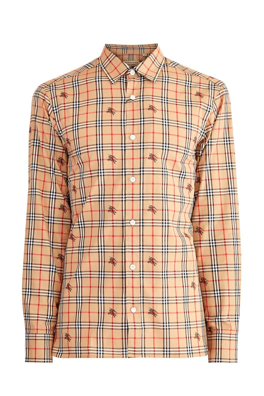 Рубашка Burberry 16337030 от Aizel